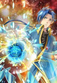 Nine Heavenly Star Art Manga